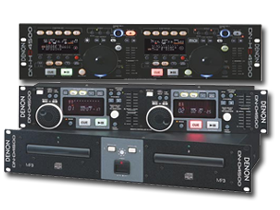 Denon DJ CD Players | Media Controller